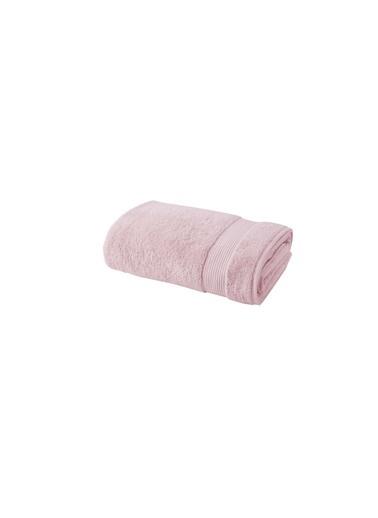 Bella Maison %100 Pamuk Premium Hardal Yüz Havlusu (50x90 cm) Pembe